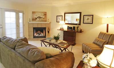 Living Room, Ascent on Steamboat, 1