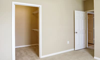 Bedroom, Houston Lake Apartment Community, 2