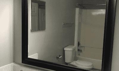 Bathroom, Willow Creek Apartments, 1