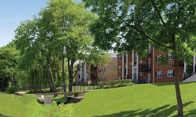 Building, Hill Brook Place Apartments, 2