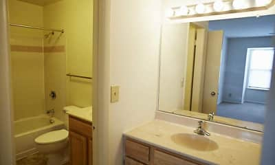 Bathroom, Riverbend In Allentown, 2
