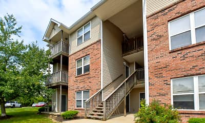Building, Millennium Apartments & Townhomes, 0