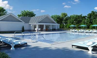 Pool, 965 Flats, 0