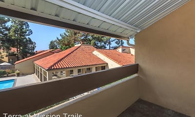 Patio / Deck, Terra at Mission Trails, 1