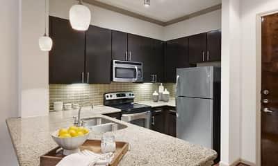 Kitchen, Camden Travis Street, 0