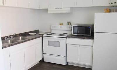 Kitchen, Mellow Square, 1