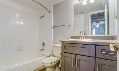Bathroom, Southern Oaks, 2