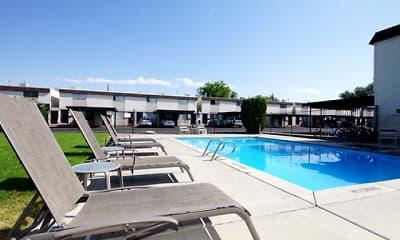 Pool, Townhomes at Mountain Ridge, 0