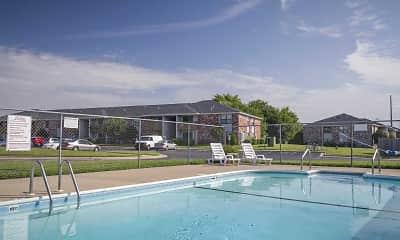 Pool, Delaware On Primrose, 1
