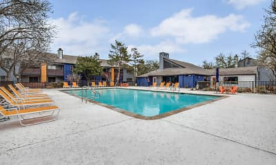 Pool, Tides at Woodhaven, 0