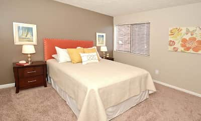 Bedroom, Oakmont Flats, 0