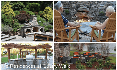 Patio / Deck, The Residences at Quarry Walk, 0