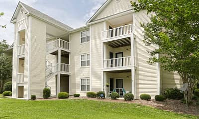 Building, Palmetto Pointe Apartments & Townhomes, 0