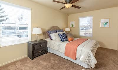 Bedroom, The Bluffs, 1