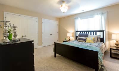 The Townes at Northridge Park Apartments, 0