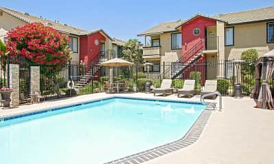 Pool, Whispering Meadows Apartments and Suites, 0