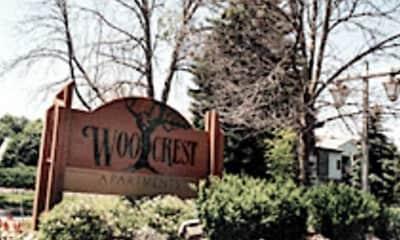 Building, Woodcrest Apartments - Southfield, 2