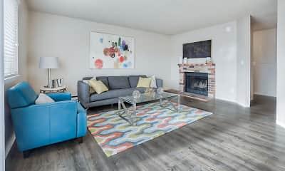 Living Room, Hidden Vale, 1