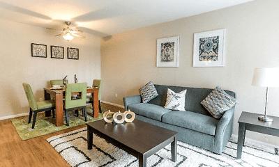 Living Room, Park Colony, 2