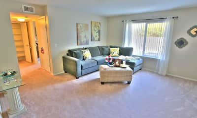 Living Room, Sand Hills, 0