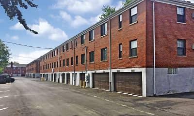 Building, Huntley Ridge, 2