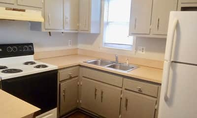 Kitchen, Eagleview Properties Of Lenoir, 1