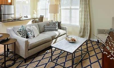 Living Room, Avalon Falls Church, 0