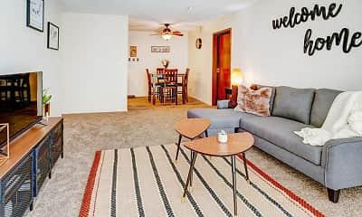 Living Room, Stone Grove, 1