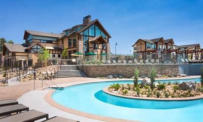Pool, The Montane, 1
