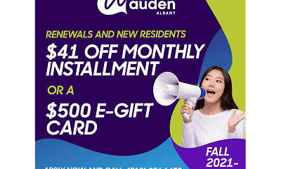 Auden Albany - Student Housing, 0