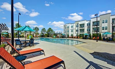 Pool, Linden On The GreeneWay, 0
