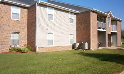 Building, Northcrest Apartments, 0