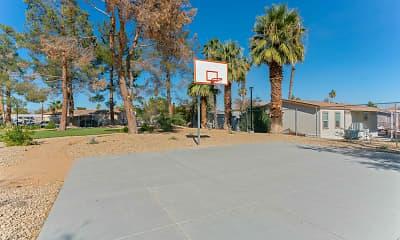 Community Signage, Pueblo Del Sol, 2