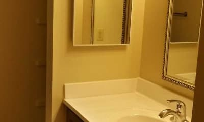 Bathroom, Sycamore Woods, 2
