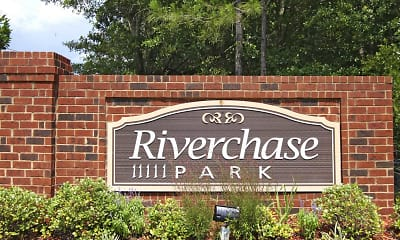 Community Signage, Riverchase Park, 2