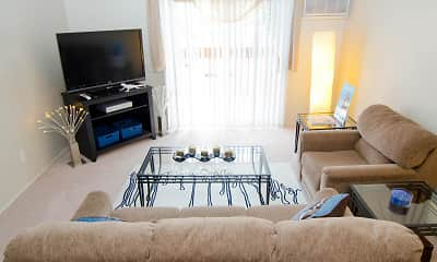 Living Room, Towne Square, 1