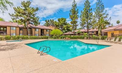 Pool, Del Mar Terrace, 0
