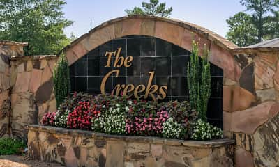 Community Signage, The Creeks at Augusta, 1