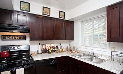 Kitchen, Eastwyck Village, 0