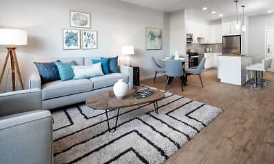 Living Room, Avalon Saugus, 1