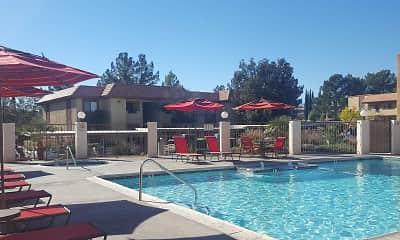 Pool, Summerhill Pointe Apartments, 1