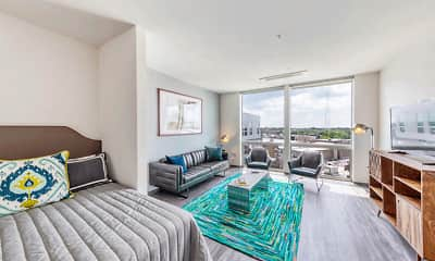 Living Room, Noca Blu, 0