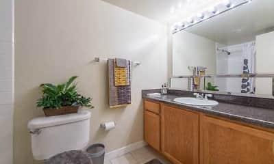 Kitchen, Marbury Plaza, 2