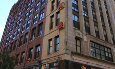 Building, 81 ESSEX ST, 1