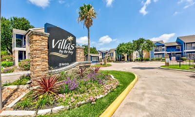 Community Signage, Villas By the Bay, 0