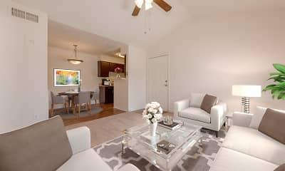 Living Room, Nova Chapel Hill, 2