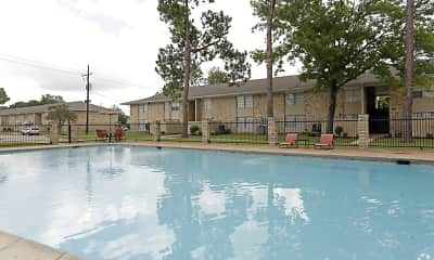 Pool, Tanglewood Apartments, 0