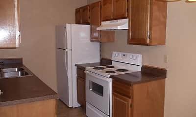 Kitchen, Oakdale Circle, 1