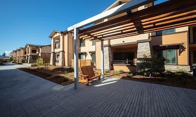 Building, Hopper Lane Apartments, 2