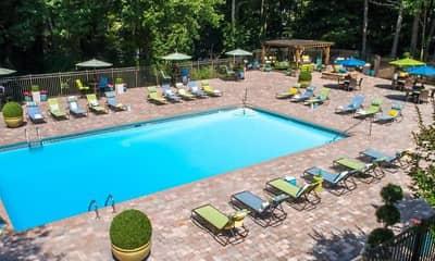 Pool, The Lake House At Martin's Landing, 0